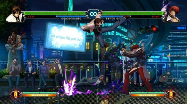 King Of Fighters XIII Now Kicking It On Steam #28887