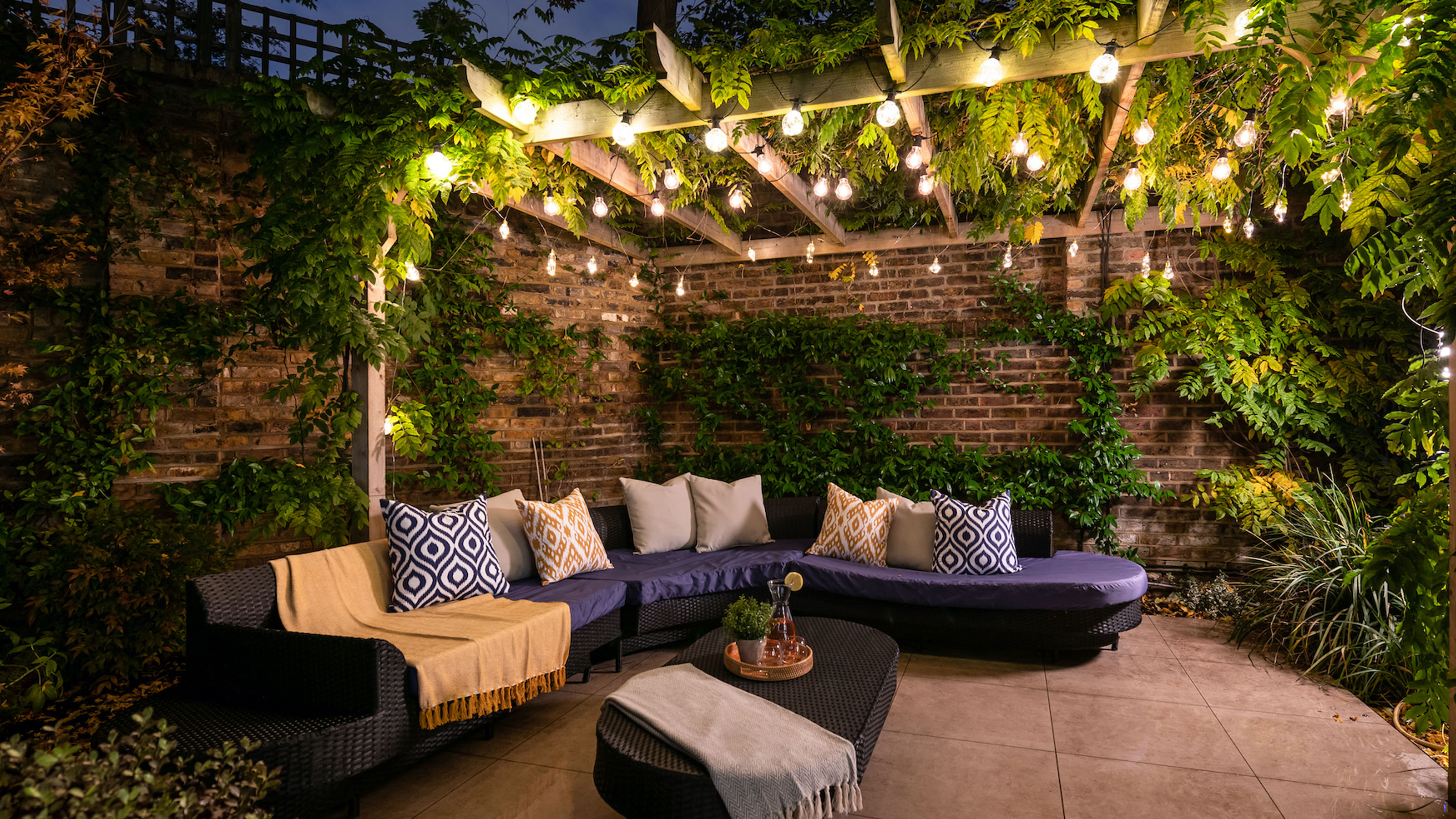 The Hitchhiker's Guide to Outdoor Lighting Ideas