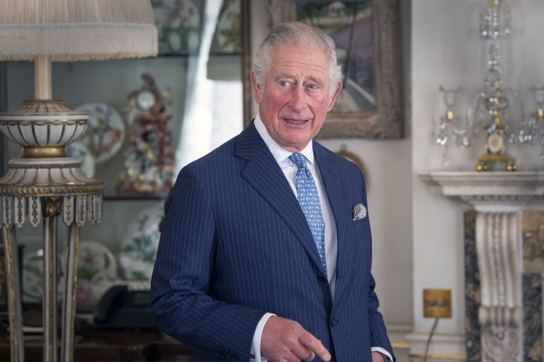 Where does Prince Charles live?