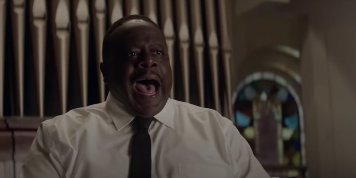 Cedric the Entertainer in Son of the South