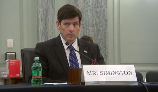 FCC nominee Nate Simington