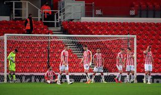 Stoke City v Cardiff City – Sky Bet Championship – bet365 Stadium
