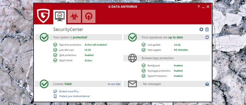 G Data Antivirus solutions review | TechRadar