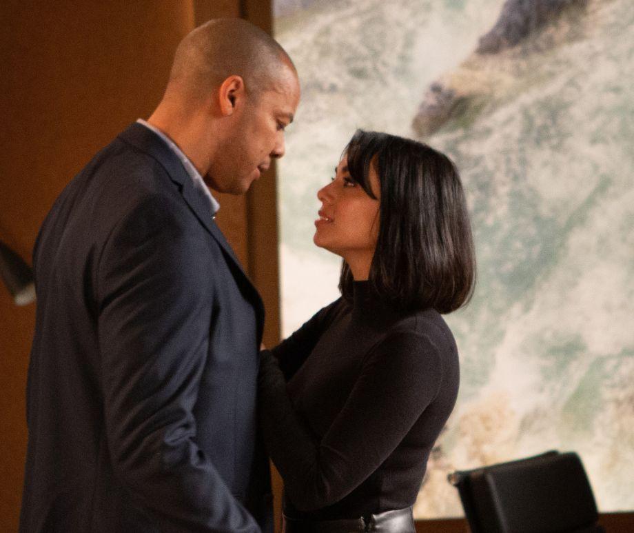 Will Priya kiss Al in Emmerdale