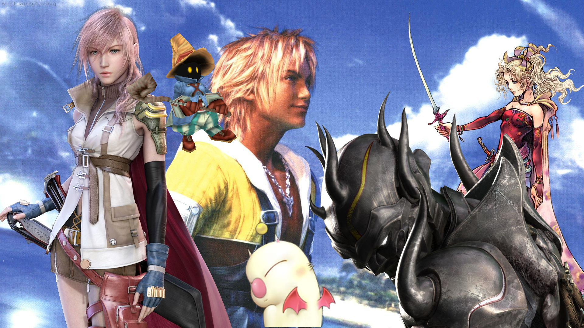 Final Fantasy X Sexy every final fantasy cover ranked from worst to best