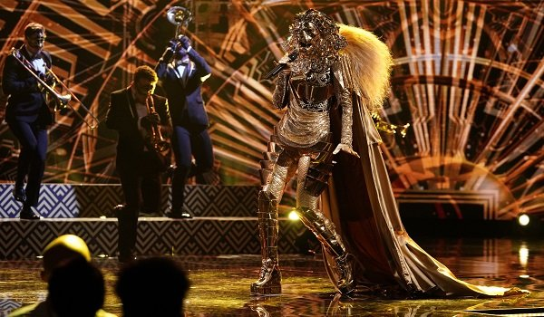 The Lion The Masked Singer Fox