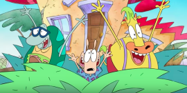10 Classic Nicktoons, Ranked By Pure Weirdness
