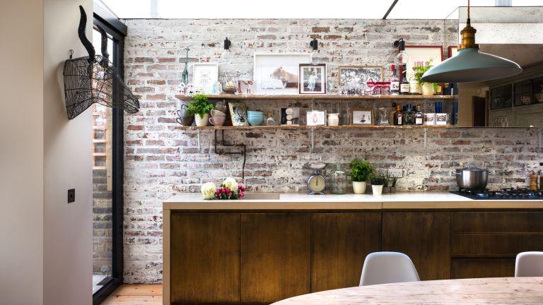 Kitchen wall lighting ideas