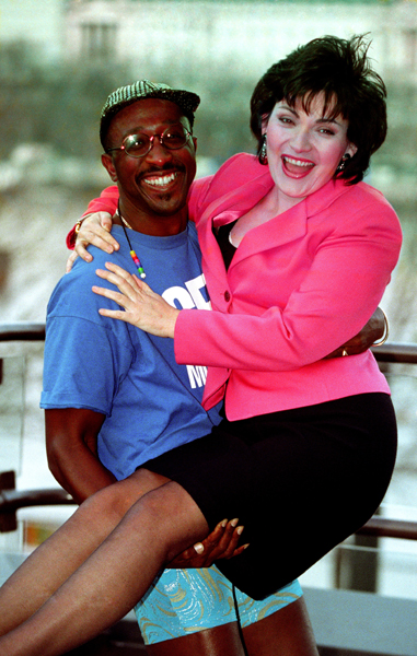 Mr Motivator to return to GMTV in 2009
