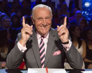 Strictly Come Dancing legend Len Goodman on Dancing with the Stars