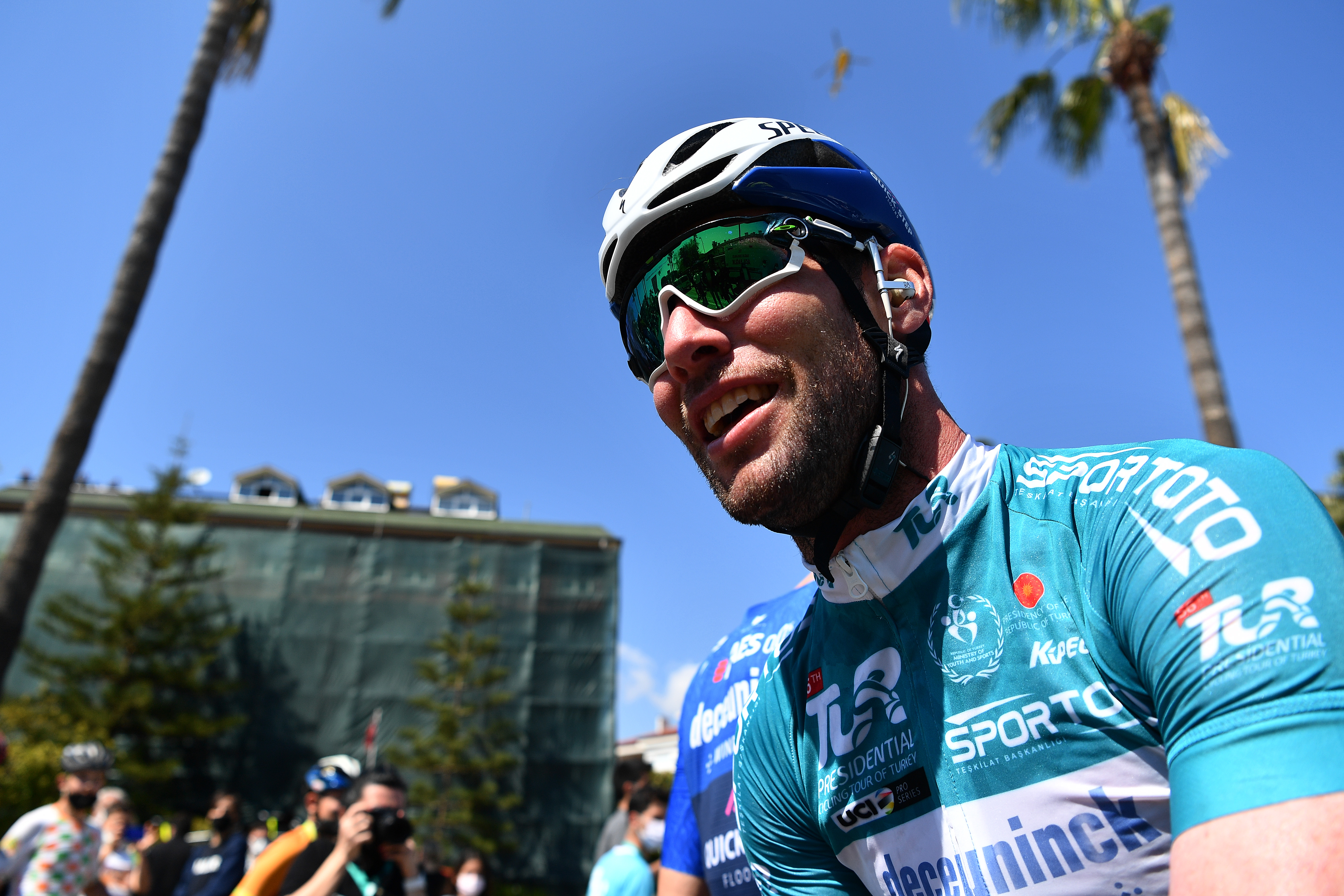 Mark Cavendish wins stage 3 of the 2021 Tour of Turkey