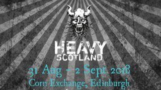 The Heavy Scotland logo