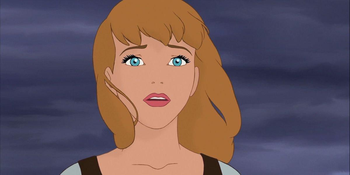 Cinderella in Cinderella III: A Twist of Time