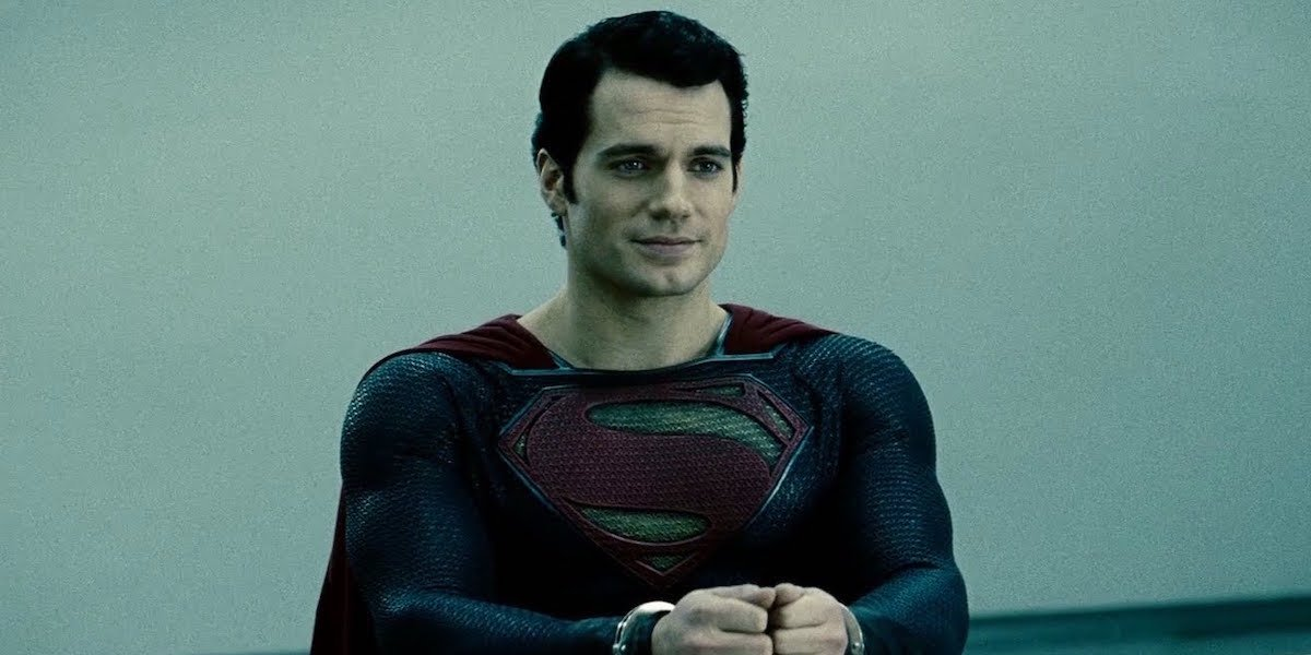 Zack Snyder Shares Image Of Henry Cavill In The Retro Superman Suit, And Wow