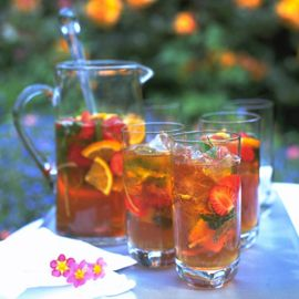 Pimm's-pimm's recipe-summer drinks-drinks ideas-woman and home