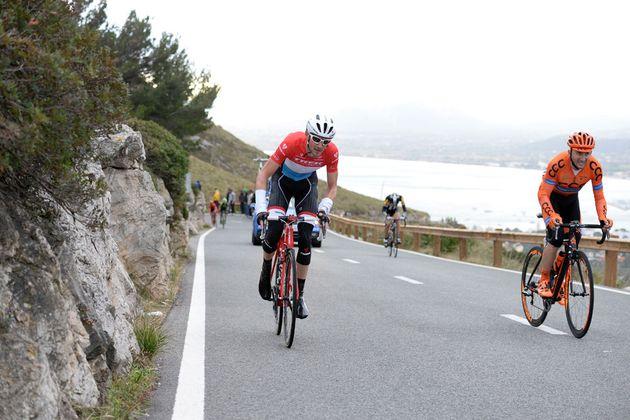 Trofeo-Andratx-2015-Schleck-&-Rebelin