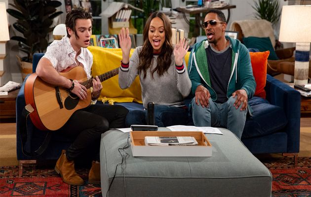 Happy Together, Felix Mallard, Amber Stevens West, Damon Wayans Jr