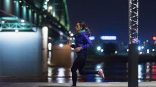 night running safely