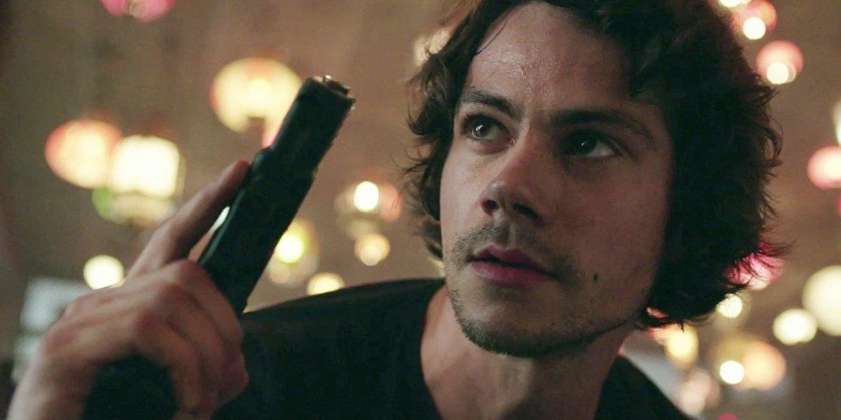 Dylan O'Brien in American Assassin.