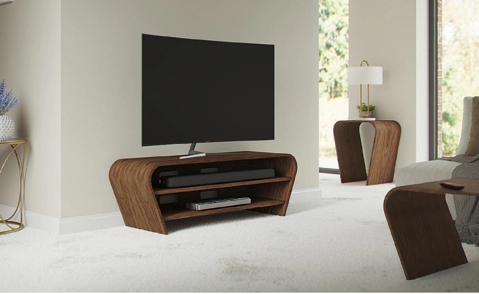 Best Tv Stands 2021 Top Rated Units To Make Bingeing Better Real Homes