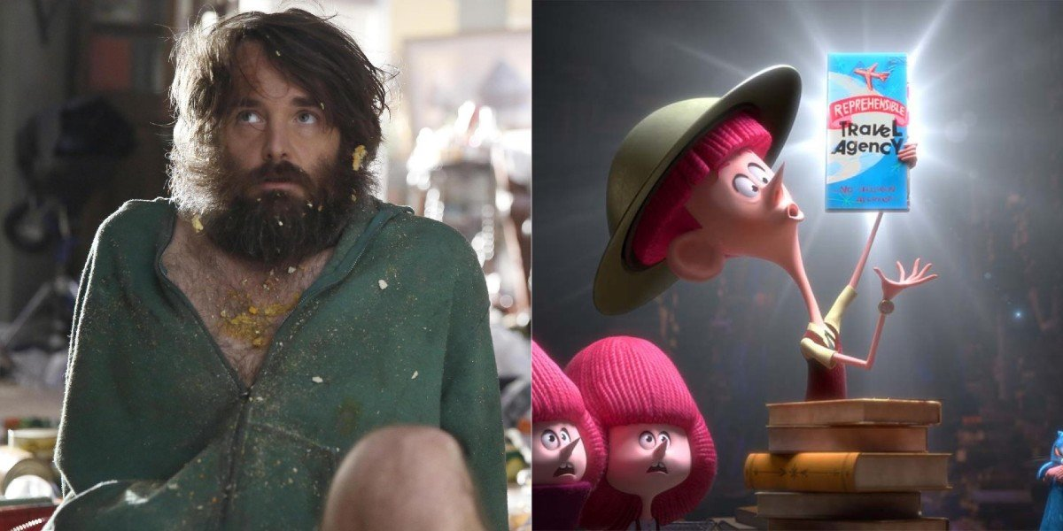 Will Forte - The Last Man on Earth/ Tim Willoughby from Netflix's The Willoughbys