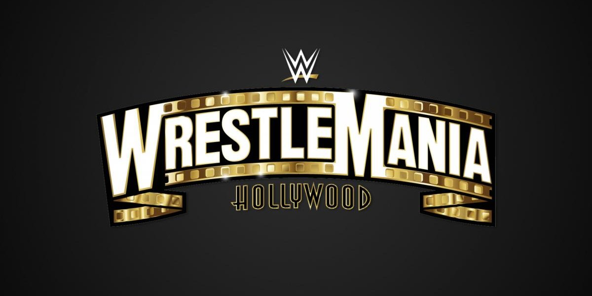 WrestleMania 39 logo