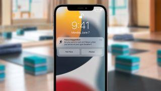 iOS 15 Focus