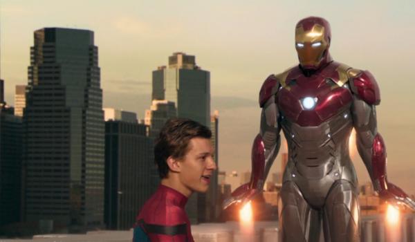 Iron Man Spider-Man