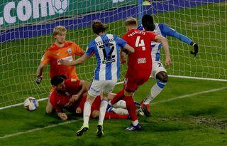 Huddersfield Town v Birmingham City – Sky Bet Championship – John Smith's Stadium