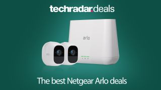 Arlo security camera deals