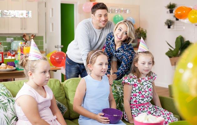 leah tantrum party