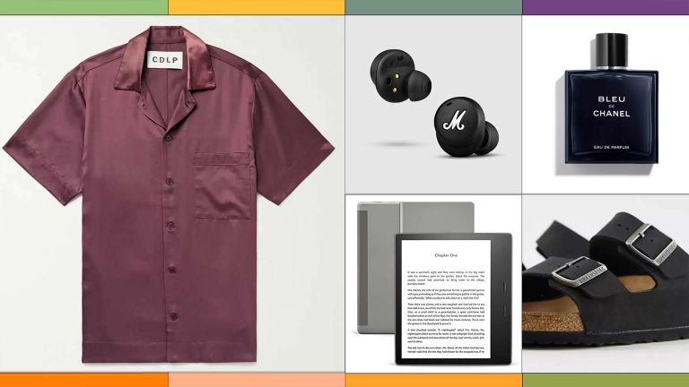 CDLP, Marshall, Chanel, Amazon, Birkenstock are some of the items on our father's day gift guide