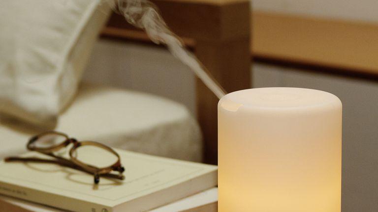 best essential oil diffuser: Muji