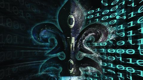 Operation: Mindcrime - The New Reality album artwork