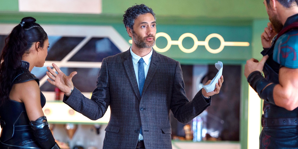 That Time Taika Waititi Said Hed Be Fired Within A Week If He Made A Star Wars