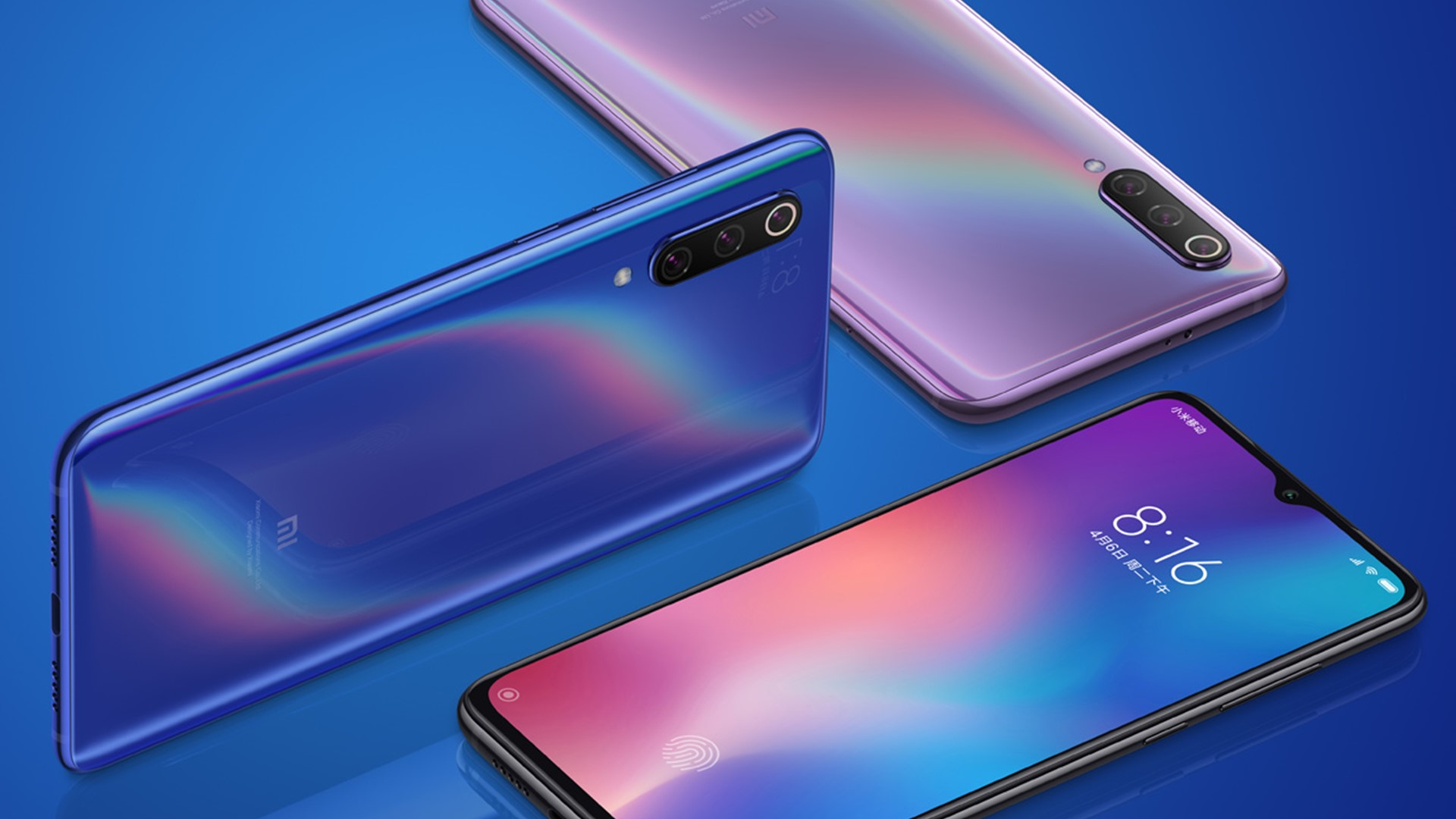 81ab22314 Xiaomi Mi 9 and Redmi Note 7 launch in UAE with aggressive prices ...