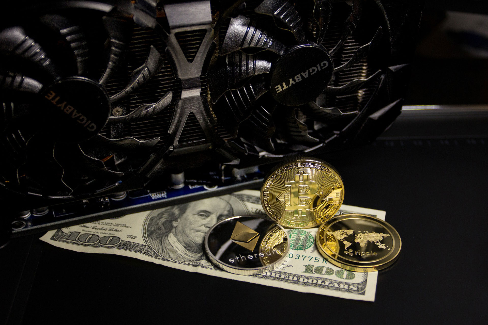 how do i benchmark my graphics card for cryptocurrency