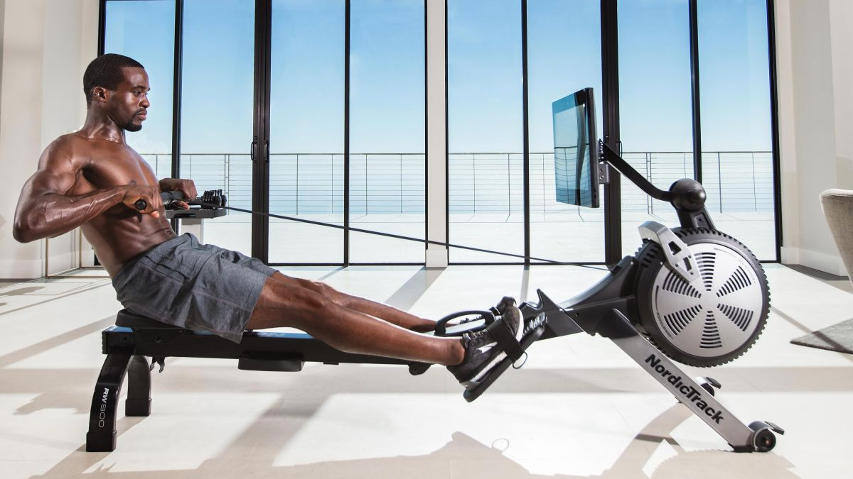 Best rowing machine 2020: cardio and a full body workout in one machine