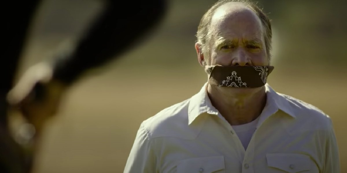 Will Patton in The Forever Purge.