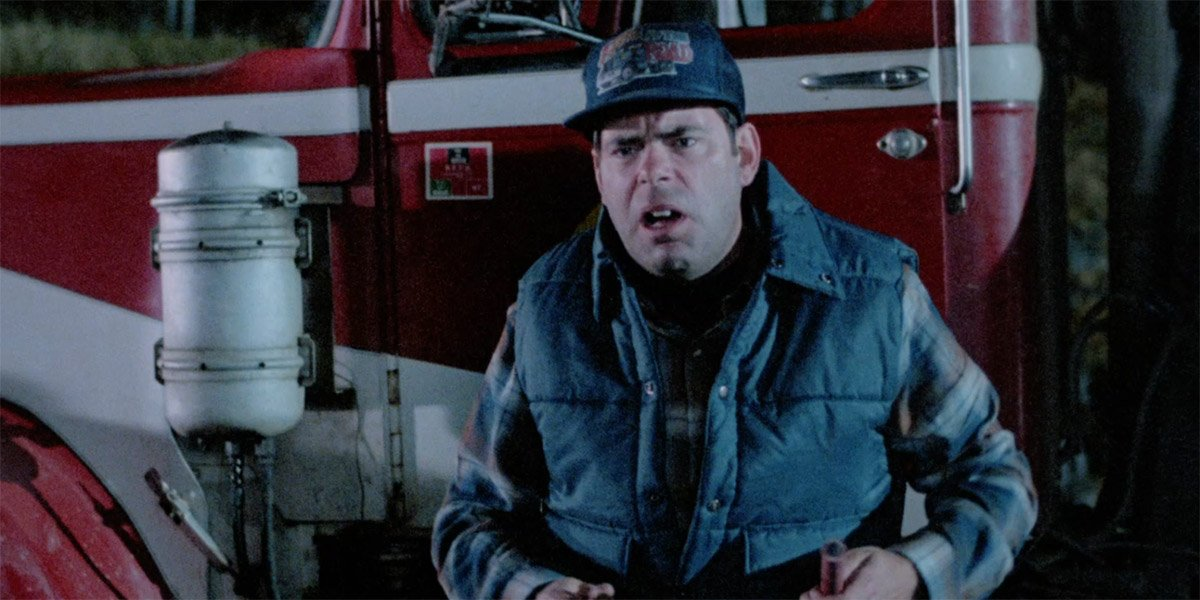Creepshow 2 – Truck Driver Stephen King Cameo