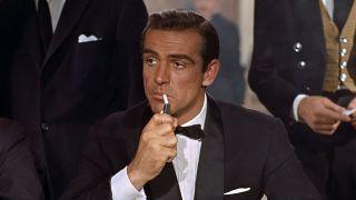 Sean Connery as James Bond in Dr. No