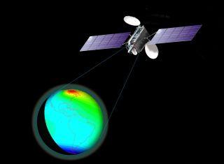NASA's GOLD mission