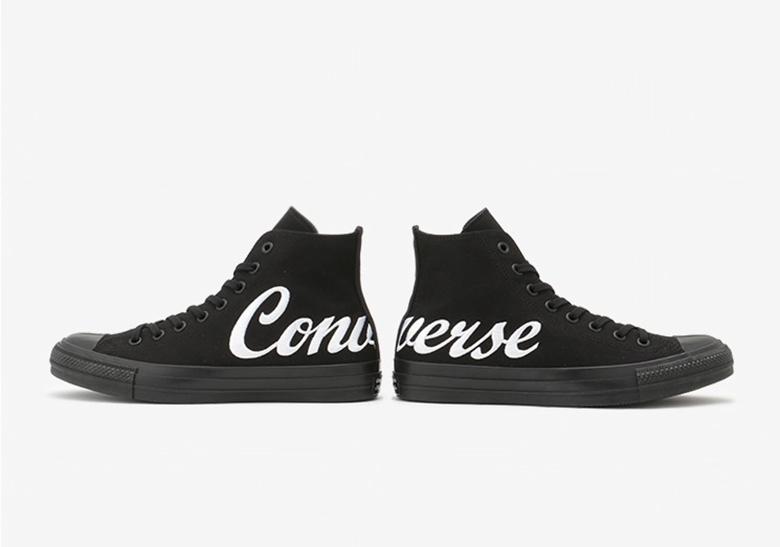 Converse Chuck Taylor branding
