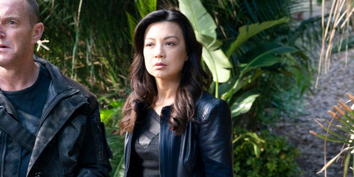 Agents Of S.H.I.E.L.D. Star Ming-Na Wen Thinks Agent May Will Return To The MCU After Final Season