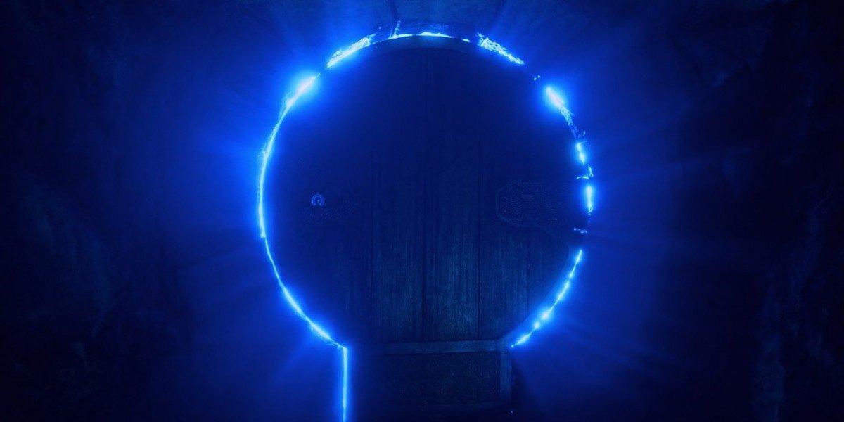 The Black Door in Locke and Key