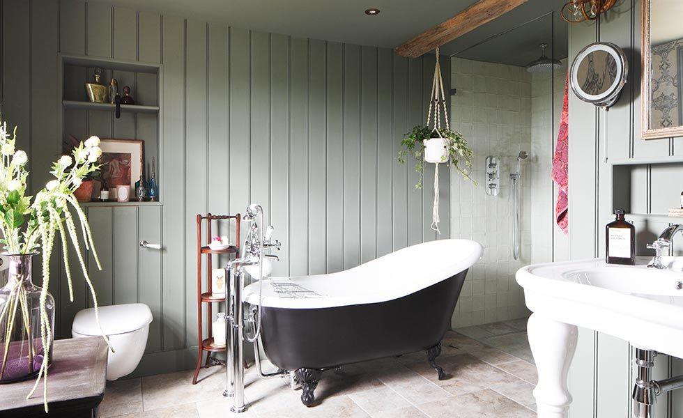 Creating A Stylish Bathroom On A Budget Real Homes