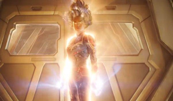 Captain Marvel Alison Brie Captain Marvel