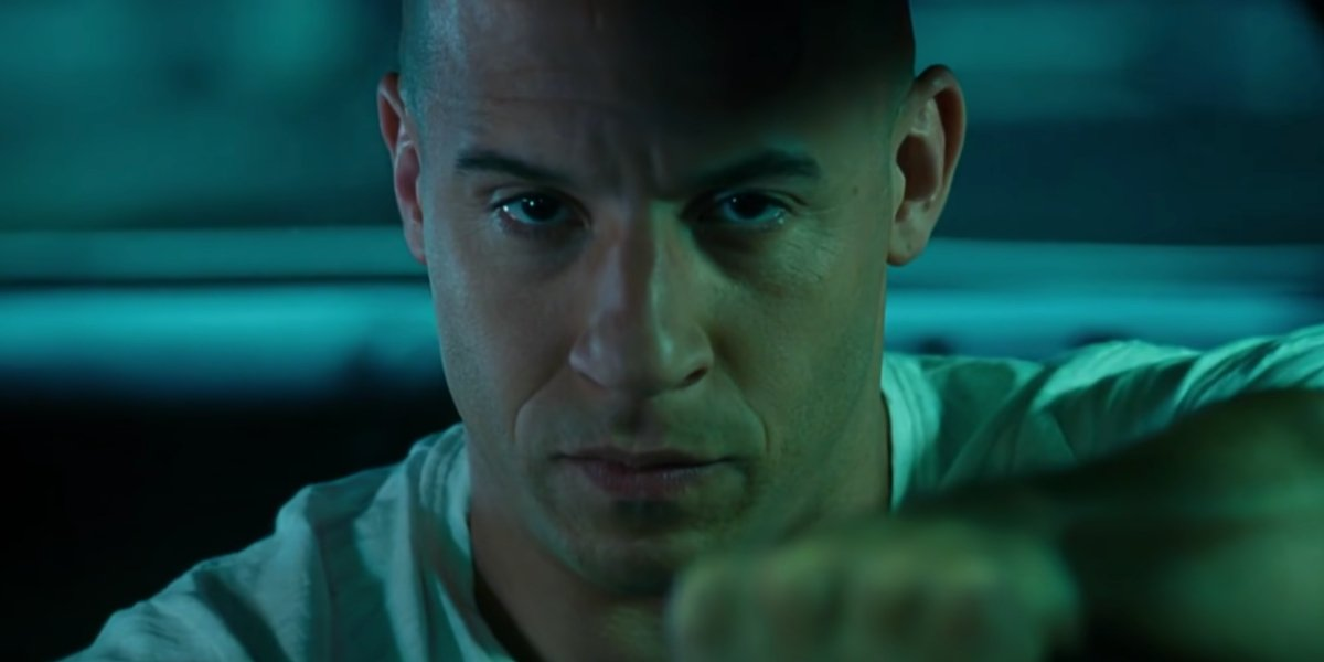 Vin Diesel in The Fast and the Furious: Tokyo Drift