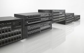 Yamaha Adds Ri8-D and Ro8-D Rack Units to Rio Line