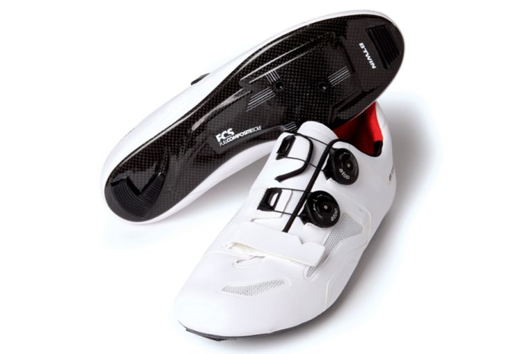 BTwin 700 road shoes